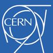cern logo blue